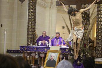 60th anniversary Mass at Ta' Pinu for Servant of God Fr Michael Attard