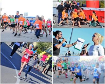 Gozo Half Marathon weekend with Saturday's Kids 2k and 4k races