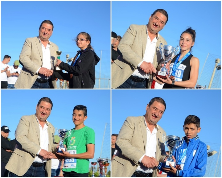 Gozo Half Marathon weekend with Saturday's Kids 2k and 4k races