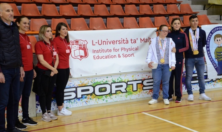 Gozo Sports Complex hosts free family sports festival with fun for all