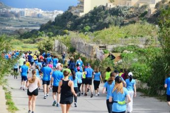 Blue skies welcome Gozo Half Marathon participants on Sunday
