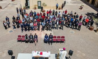 Gozo Bishop celebrates Mass for Labour Day at the Gozo Ministry