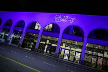 Malta International Airport marks World Autism Awareness Day
