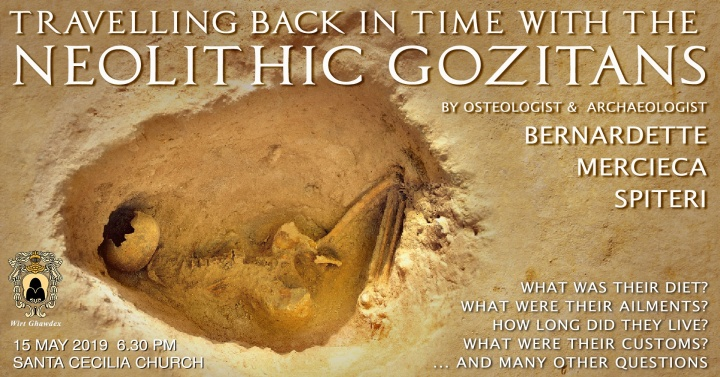 Neolithic Gozitans - Intriguing details on discoveries at the Xaghra Circle