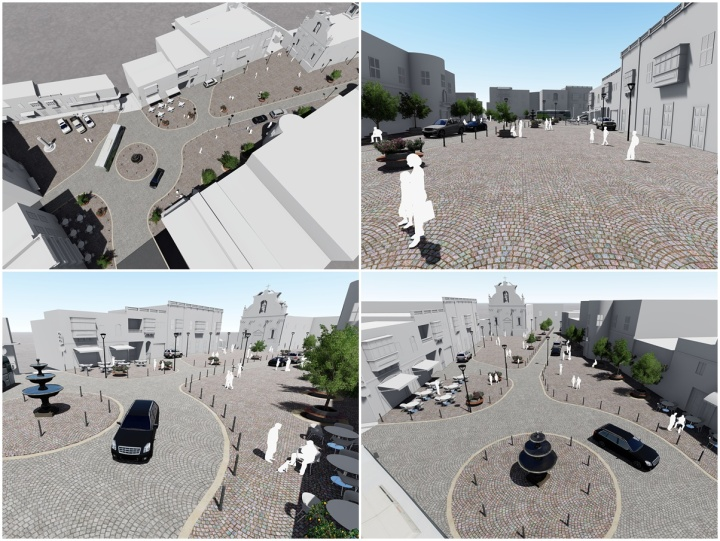 Regeneration project for St Francis Square underway in Victoria