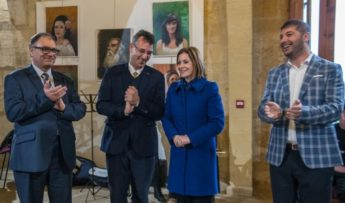 Gozo VPA School opens its 5th annual Art Exhibition in Victoria