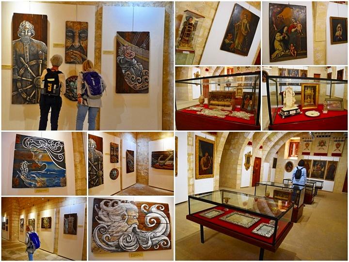 Three art exhibitions open to the public at the Cittadella Cultural Centre