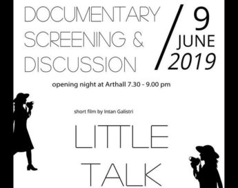 Little talk Video about artistic life in Gozo - exclusive viewing at Arthall