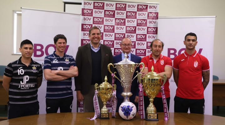 Victoria Hotspurs face Nadur Youngsters in Sunday's Cup Final