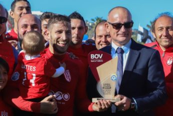Emiliano Lattes is the BOV GFA Player of the Month for April