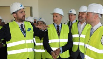 "Barts Medical School Gozo ""ready to receive first students in September"""