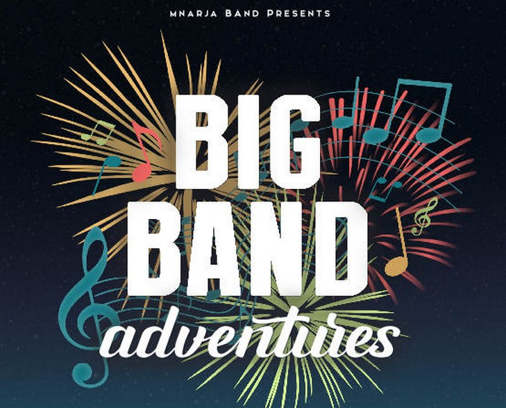 Nadur's Mnarja Band in the Big Band Adventures annual concert