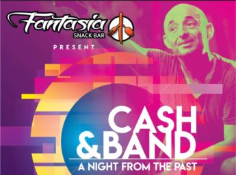 A Night from the Past with Cash & Band at Fantasia Snack Bar, Victoria