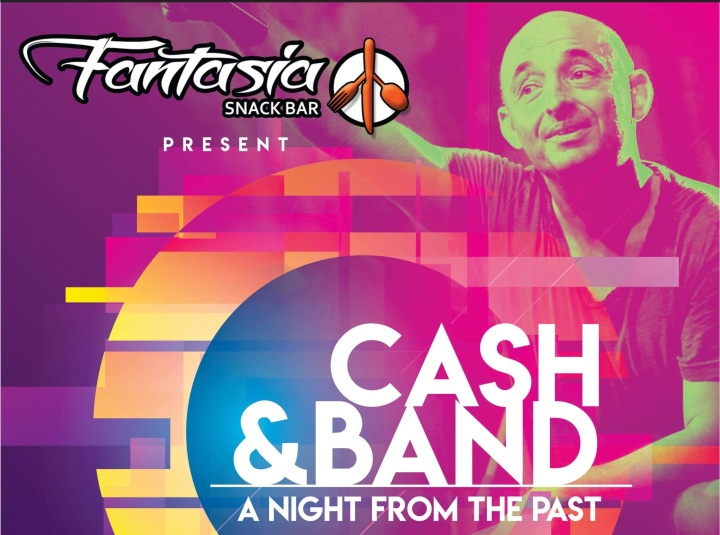 Cash & Band with A night from the Past in aid of ALS Malta