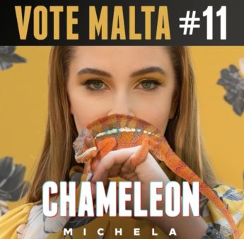 Michela and Chameleon the highlight of tonight's Eurovision Semi-Final