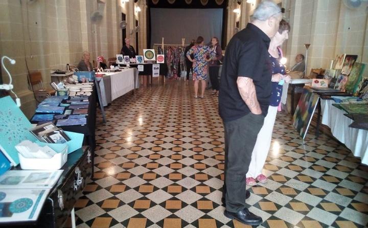 Fair 'n Square artisan fair this Sunday at the Gharb Parish Hall