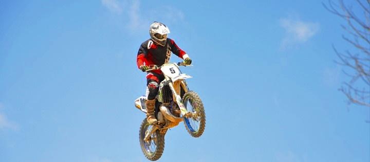 David Dimech is overall champion in Gozo Motocross Championship