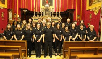 Gaulitanus Choir off on concert tour of Assisi and Rome next month