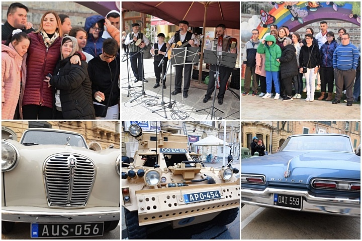 Gozo Alive bringing together music, dance, fun, laughter and much more