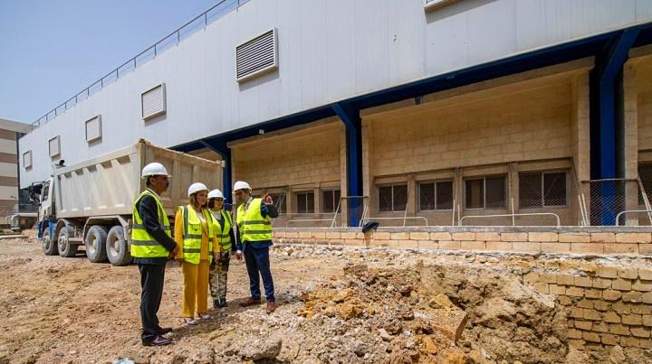 € 8 million Gozo Aquatic Centre - Excavation work now underway