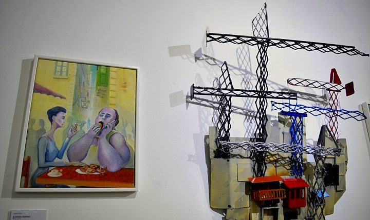 OZOG - Four artists portray their own perspective on Gozitan life