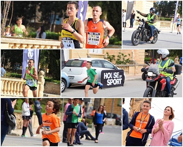 Gaudos Half Marathon, 10K and fun walks held for first time on Gozo