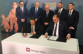 Heritage Malta Senior Passport can now be applied for at all local councils