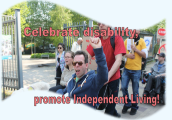 MFOPD celebrates The European Independent Living Day