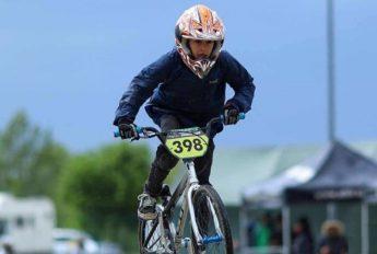 Gozitan rider Jacob Zerafa competes at BMX Championship in Italy