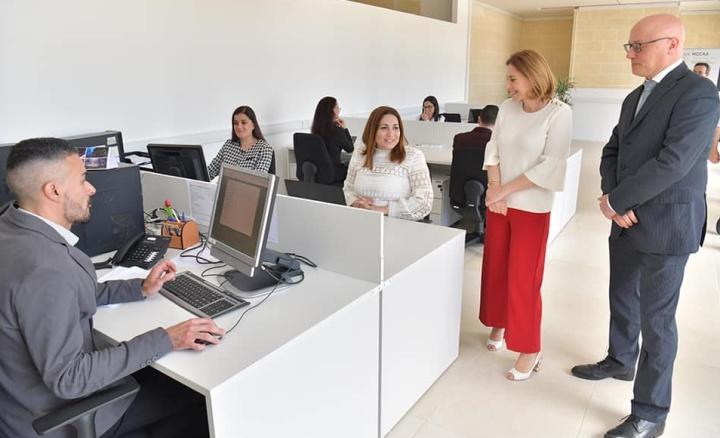 New MCCAA office now open in Xewkija, Gozo