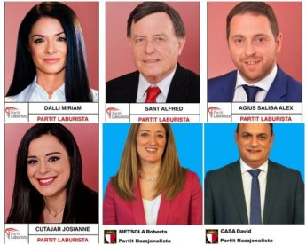 Gozitan Josianne Cutajar elected as first Gozitan MEP in Labour landslide