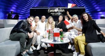 Michela placed 16th in Eurovision Song Contest final
