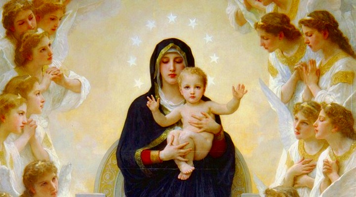A mother's presence goes beyond anything and anyone by far - Bishop