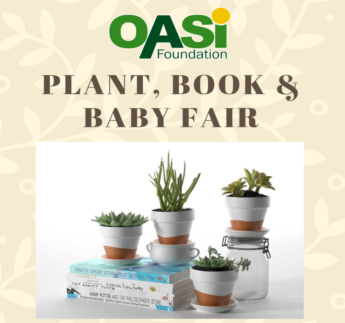OASI Foundation Book, Plant and Baby Fair now open in Victoria