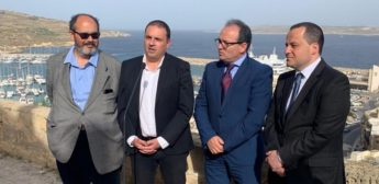 Government bringing 32-year old outdated, obsolete ship to Gozo - PN