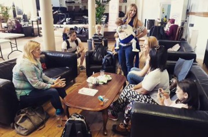 Positive Birth Movement Gozo official launch this Mother's Day