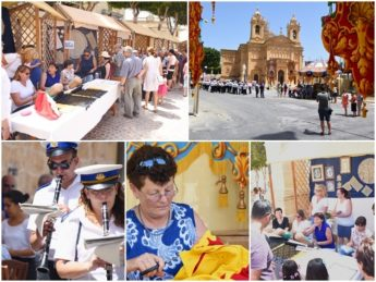 Gozo's local feasts showcased in l-Festa Ghawdxija next month in Qala