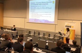 San Lawrenz pilot study on green energy promoted at Slovenia event