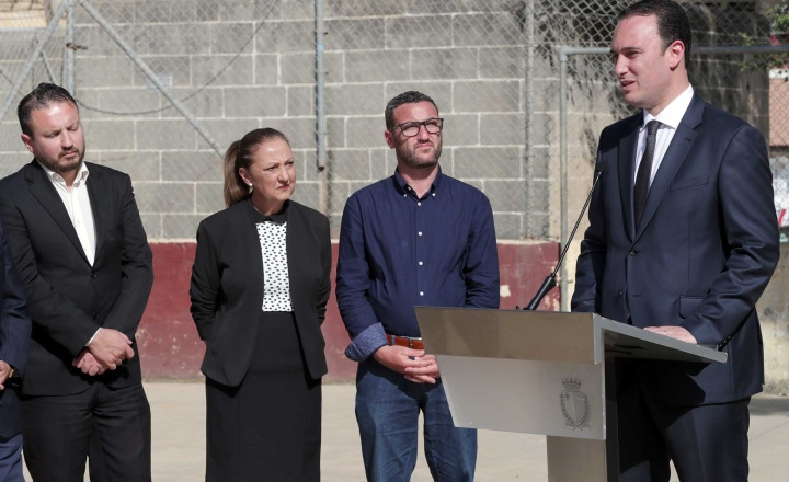 €600,000 project for sports facilities in open spaces of Gozo and Malta