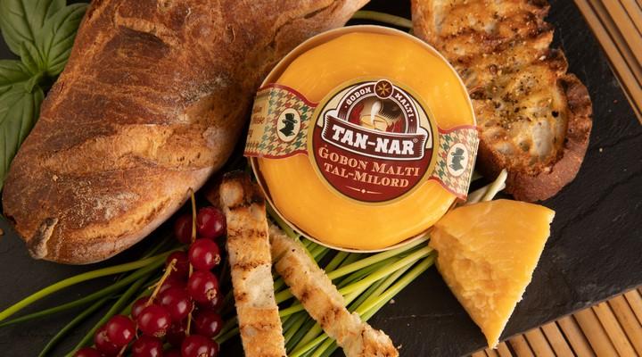New semi-hard artisan cheese launched in Gozo - Gobon Malti tal-Milord