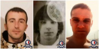 Three men wanted by Police are known to frequent Qbajjar area