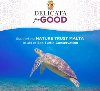 Delicata for Good's first beneficiary is Nature Trust Malta