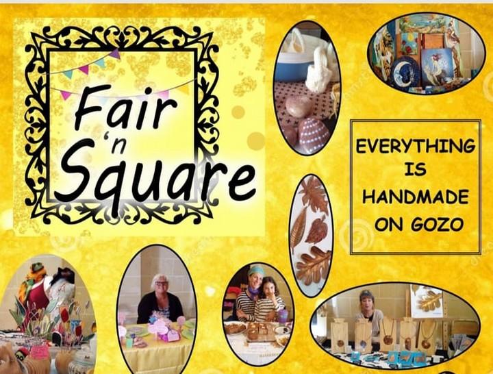 June edition of the Fair 'n Square artisan fair is this Saturday in Gharb