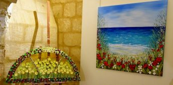 The celebration of all things floral in Fjuri at the Citadel, Gozo