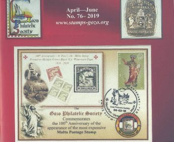 President George Vella becomes patron of the Gozo Philatelic Society