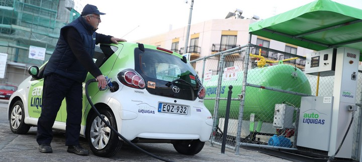 Liquigas Malta offers €200 worth of LPG fuel vouchers for #LPGday