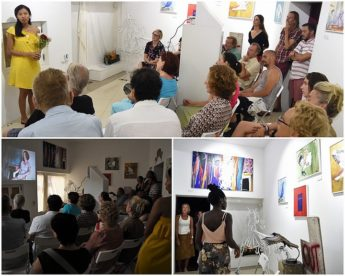 Artistic life in Gozo showcased in exclusive video showing at Arthall