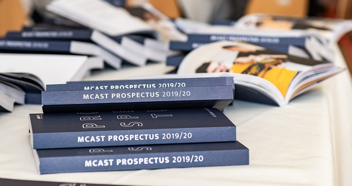 Talk for prospective students at the MCAST Gozo Campus in July