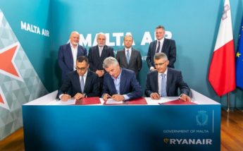 Malta Air purchased by Ryanair, with completion planned for end of June