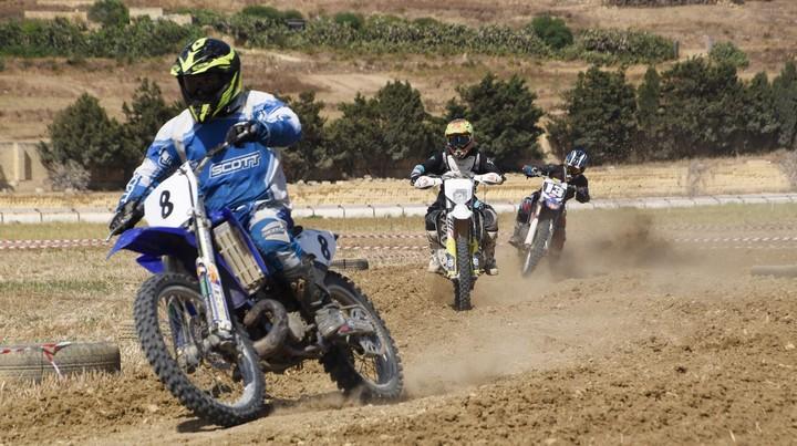 Motocross and autocross events entertains spectators at GMA MotoFest